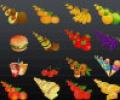 FPS Food Icons Screenshot 0