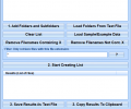 Create List Of Files In Directory Software Screenshot 0