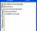 Website Switcher Screenshot 0
