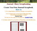 AcreSoft Journal Scrapbook Screenshot 0