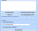 Reduce File Size Of Web Images Software Screenshot 0