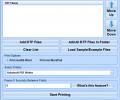 Print Multiple RTF Files Software Screenshot 0