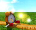Funny Clock 3D Screensaver Screenshot 0