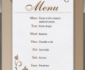 DinnerWiz Screenshot 1