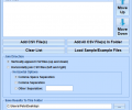 Join Multiple CSV Files Into One Software Screenshot 0