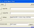 Free DAT to iPod Nano Fast Screenshot 0