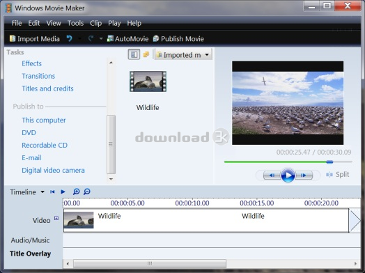 how to install windows movie maker windows 7