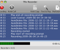 TRx Personal Phone Call Recorder for Mac Screenshot 0