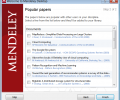 Mendeley Desktop Screenshot 1