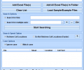Excel Search In Multiple Files At Once Software Screenshot 0
