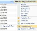 SharePoint List Filter Favorites Screenshot 0