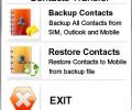 GodswMobile Contacts Transfer Screenshot 0