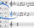 Crescendo Music Notation Editor Screenshot 0
