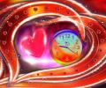 Love Dance Clock ScreenSaver Screenshot 0