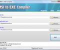 MSI to EXE Compiler Screenshot 0