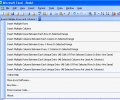 Insert Rows and Columns in Excel Screenshot 0