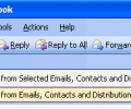 Extract Email Addresses from Outlook Screenshot 0