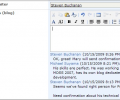 Discussion Column for SharePoint Screenshot 0