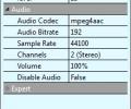 Bigasoft MKV Converter Screenshot 2