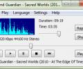 CrystalWolf Free Audio Player Screenshot 0