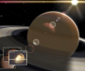 Saturn 3D Space Survey Screensaver for Mac OS X Screenshot 0