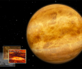 Venus 3D Space Survey Screensaver for Mac OS X Screenshot 0