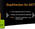 eGrabber DupChecker For ACT! Screenshot 0