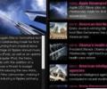 HTML/XML AutoPlay News List AS2 Screenshot 0