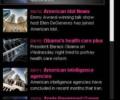 HTML News Ticker Screenshot 0
