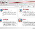 GFI BackUp - Home Edition Screenshot 0