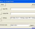 Free Videos to DivX Fast Screenshot 0