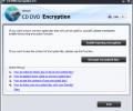 GiliSoft CD DVD Encryption Screenshot 0
