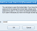 GiliSoft Exe Lock Screenshot 2
