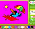 I Color Too: Animals 1 Screenshot 0