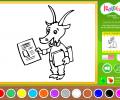 I Color Too: Animals 6 Screenshot 1