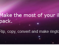 ImTOO iPhone Software Suite for Mac Screenshot 0