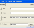 CFTsoft Free AVC 2 DivX AVI Convert Screenshot 0