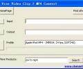 CFTsoft Free Video Clip 2 MP4 Convert Screenshot 0