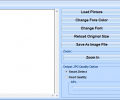 Type Text Into JPG File Software Screenshot 0