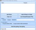 Password Protect Multiple Files Software Screenshot 0