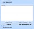 English To Italian and Italian To English Converter Software Screenshot 0