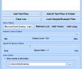 Text To MP3 Converter Software Screenshot 0