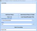 Convert Multiple XLS Files To OpenOffice ODS Files Software Screenshot 0