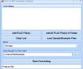 FLAC To MP3 Converter Software Screenshot 0