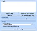 GIF To JPG Batch Converter Software Screenshot 0