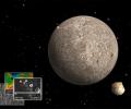 Mercury 3D Space Survey Screensaver for Mac OS X Screenshot 0
