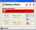 Battery Alarm Screenshot 0