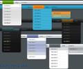 jQuery Menu Slide Style 09 Screenshot 0