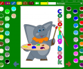 Kids Coloring Book Screenshot 0