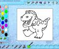 Kea Coloring Book Screenshot 1